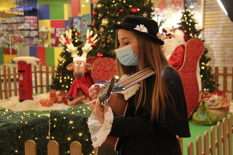 VIDA Ovar celebra a magia do natal e distribui 10 mil euros em vales