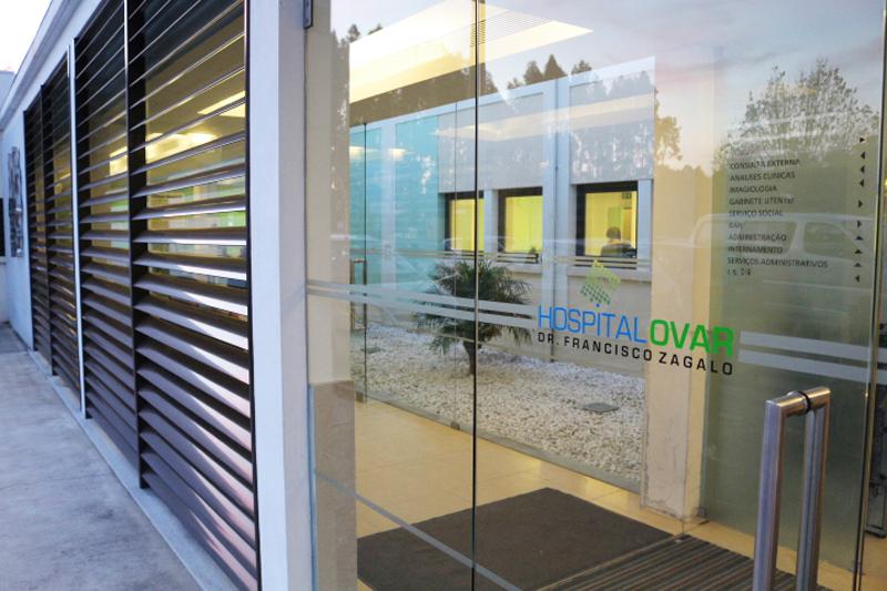 Covid-19: Hospital de Ovar suspendeu atividade cirúrgica para aumentar capacidade de internamento