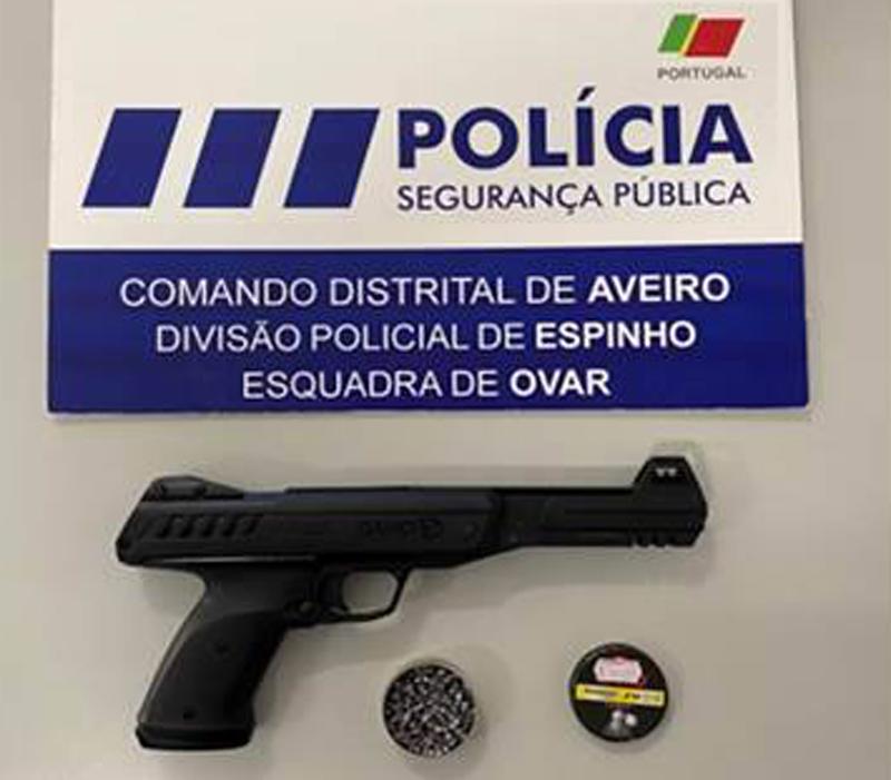 Covid-19: PSP deteve homem por crime contra a autoridade pública