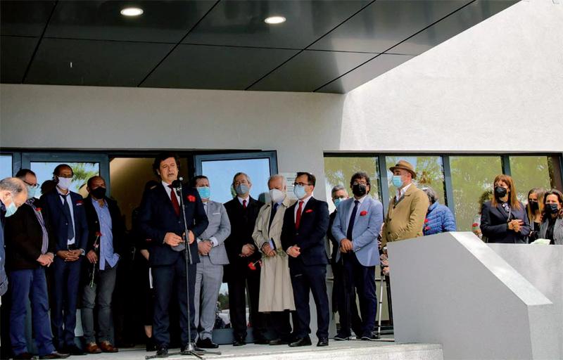 Inauguração do Centro Cívico de Arada e entrega das últimas casas do Bairro do SAAL marcaram comemorações do 25 de Abril, em Ovar