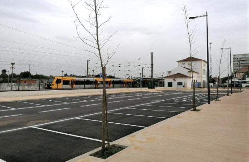 Paragem de Autocarros e Parque de Táxis da Estação têm nova localização