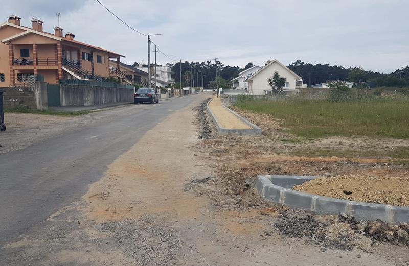 União de Freguesias investe na rede viária de São Vicente de Pereira e do Torrão do Lameiro