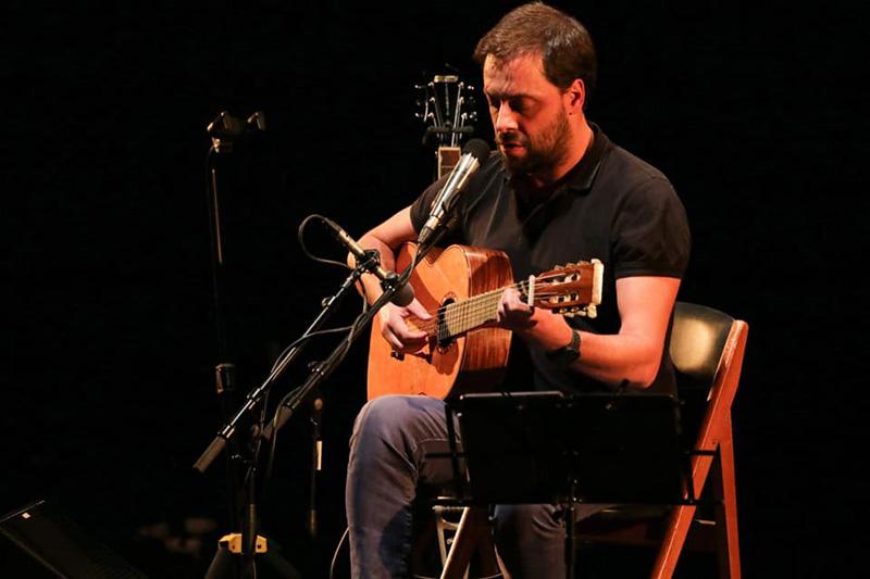 António Zambujo apresentou novo trabalho com concerto ao vivo, em Ovar