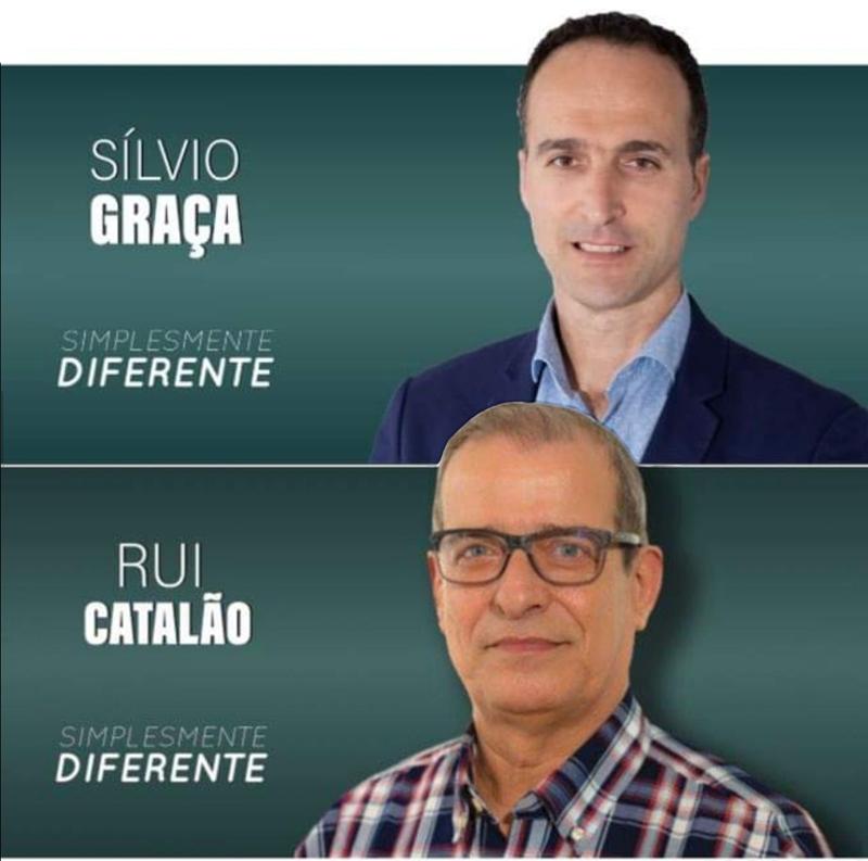 Movimento 2030: Rui Catalão é candidato à União de Freguesias e Sílvio Graça à Junta de Esmoriz